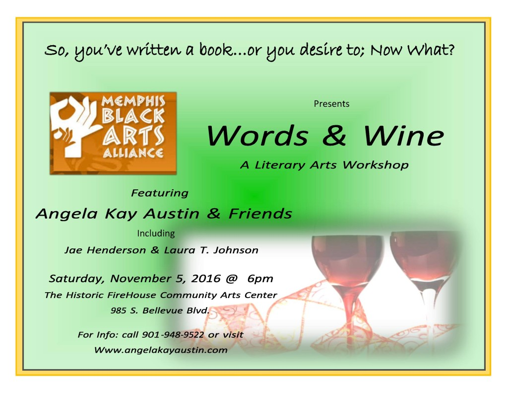 Words and Wine MBAA